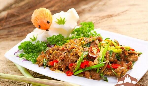 Thịt thỏ là một trong những món ăn vô cùng bổ dưỡng