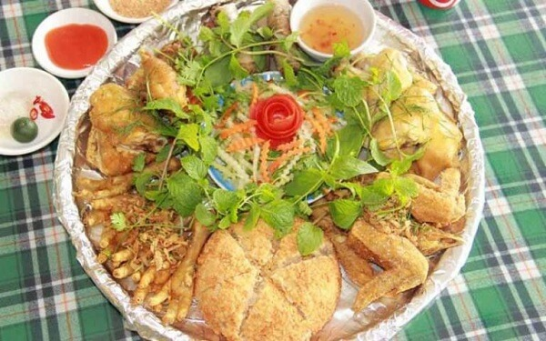 Quán bà Dung Quận Hà Đông, Hà Nội.