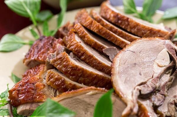 Cách làm món thịt ngan nướng