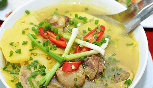 Cách làm thịt ngan nấu măng