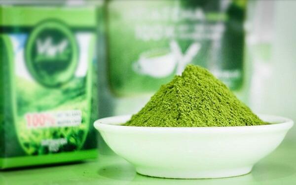 Trong trà xanh, hợp chất chống oxy hóa có tên là catechin hoạt động rất mạnh mẽ.