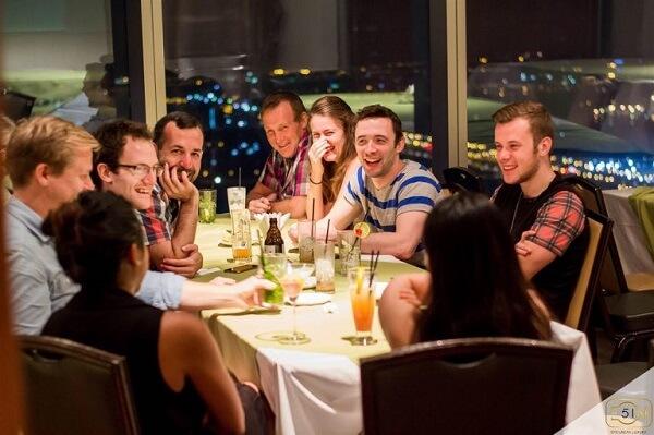 Café Eon là nơi lý tưởng để có thể gặp gỡ với đối tác, đồng nghiệp