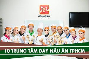 10 trung tâm, lớp dạy nấu ăn ở Sài Gòn - Học nấu ăn ở đâu TPHCM