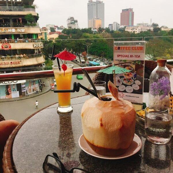 Quán ILLy Cafe 2