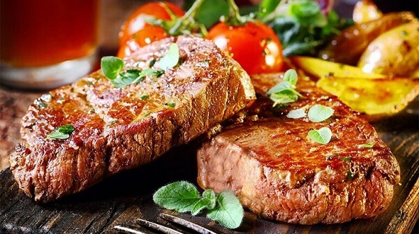Cách làm bò bít tết ngon mềm.