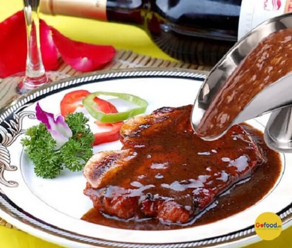 3 cách làm nước sốt bò bít tết siêu ngon