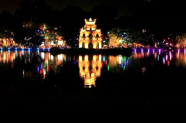 Top nhữngđịa điểm vui chơi ở Hà Nội vào buổi tối, các chỗ ăn chơi đêm ở Hà Nội