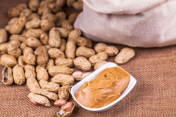 Hạt Đậu phộng (Hạt Lạc) - Tên tiếng Anh Peanuts