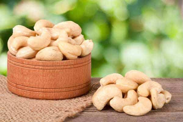 Hạt Điều - Tên tiếng Anh Cashews