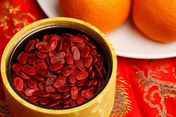 Hạt Dưa - Tên tiếng Anh Melon Seeds