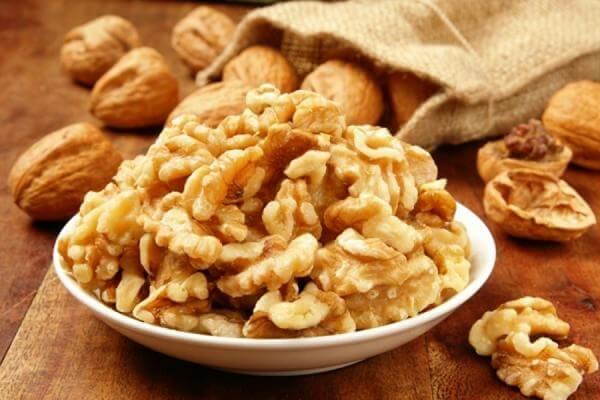 Hạt quả Óc chó - Tên tiếng Anh Walnuts