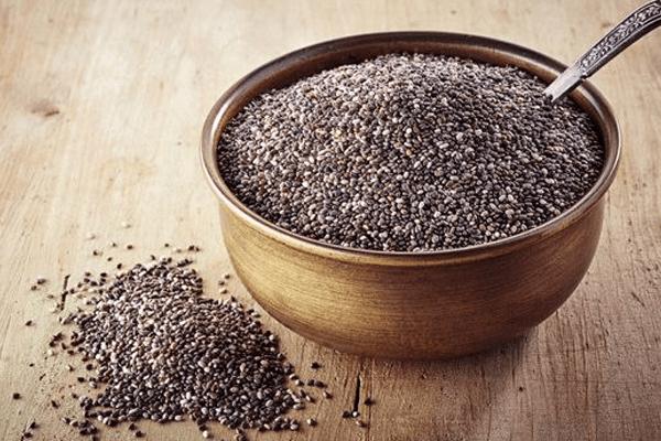 Hạt Chia - Tên tiếng Anh Chia Seeds