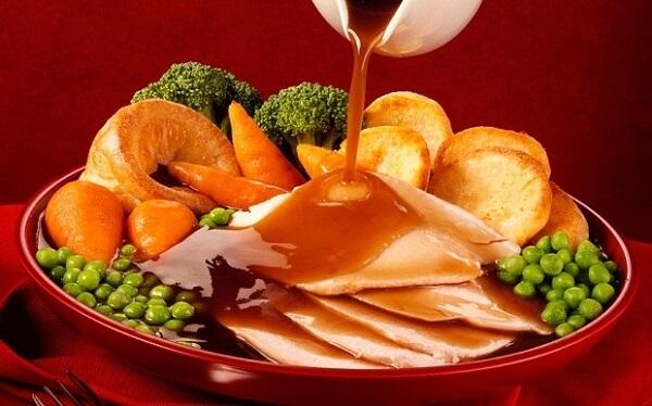 Sự đa dạng, hài hòa về màu sắc của Sunday Roast
