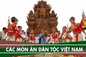 Các món ăn truyền thống của dân tộc Việt Nam, món ăn dân tộc Việt