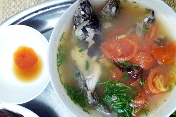 Canh cá nấu thì là dễ ăn và bổ dưỡng