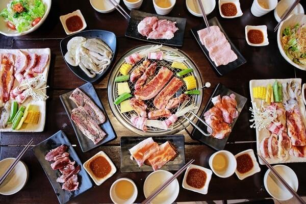 Các quán nướng, đồ nướng BBQ hàng đầu ở Sài Gòn ngon ngất ngây
