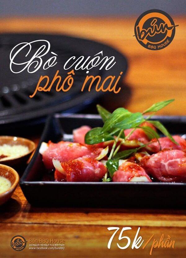 Quán Bún BBQ House