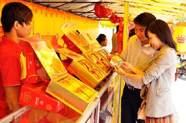 Thị trường bánh trung thu cao cấp đang rục rịch chuyển bánh