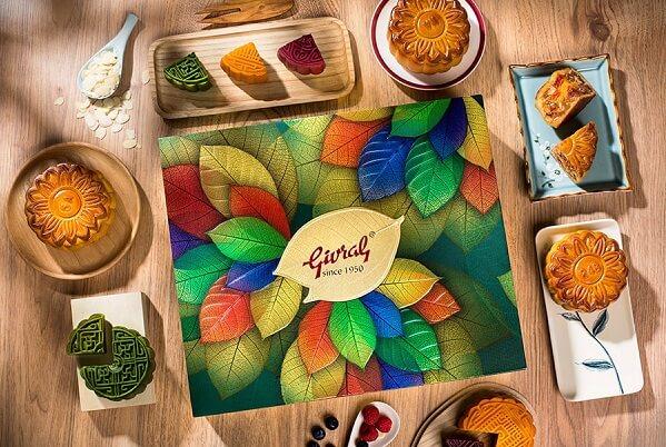 Bánh trung thu Givral sang trọng, truyền thống và đầy tinh tế