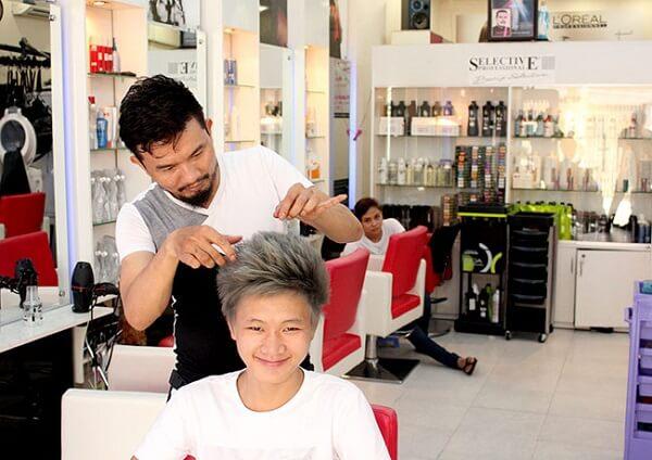 Hair Salon Hoàng Tiếng - Nguyễn Văn Công - Gò Vấp, TP.HCM.
