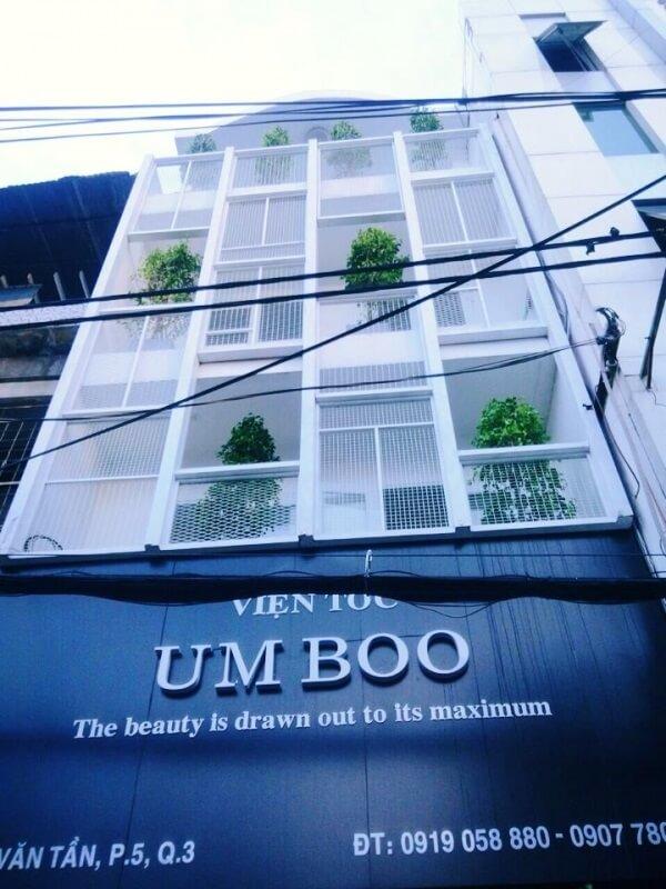 Tiệm UMBOO VN Japanese Beauty Salon - Phường 5, Q3, TPHCM