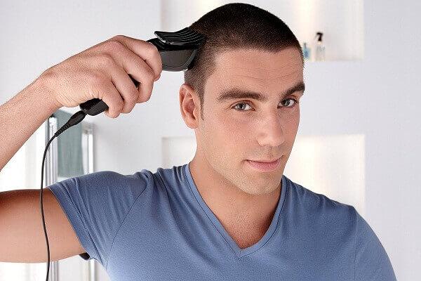 Cắt tóc nam bằng tông đơ cần chuẩn bị trước những gì ?