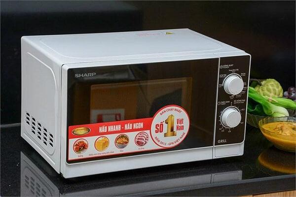 Bạn hoàn toàn có thể nướng bánh bằng lò vi sóng.