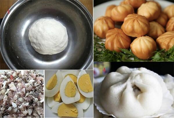 Cách làm bánh bao chiên vàng ươm, giòn rụm – cach lam banh bao chien