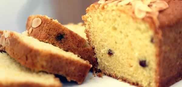 Cách làm bánh bông lan bơ nho bằng bột mì đa dụng tại nhà