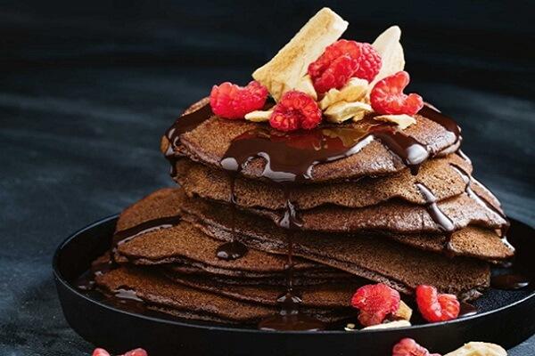 Pancake Chocolate – Món bánh thơm ngon, lạ vị