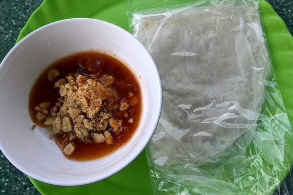 Bật mí cách làm bánh tráng me Tây Ninh