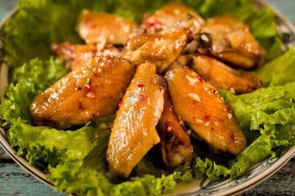 Những lưu ý khi làm món cánh gà chiên nước mắm tỏi