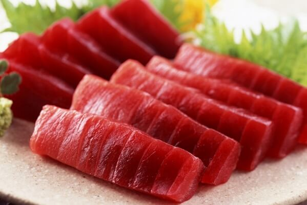 Cá ngừ rất thơm ngon và bổ dưỡng.