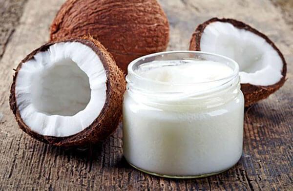 Khi đun nóng, dầu dừa vẫn đảm bảo an toàn
