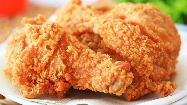 Cách để làm gà rán KFC ngon đơn giản tại nhà