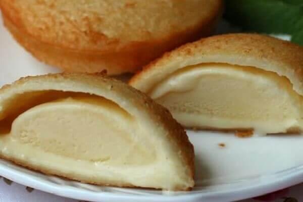 Kem chien – cách làm kem chiên