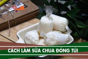 Cách làm kem sữa chua từ sữa tươi không đường, kem sữa dừa