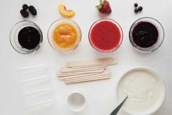Các loại trái cây tươi làm kem – cách làm kem trái cây tại nhà
