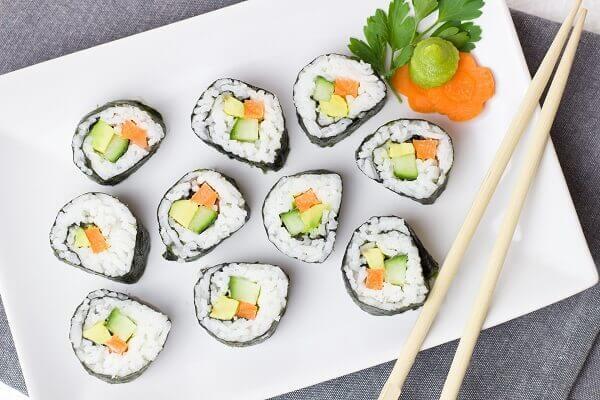 Khám phá cách làm sushi bằng tiếng anh hấp dẫn