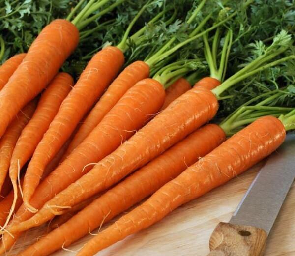 Cà rốt tươi - cách làm mứt cà rốt