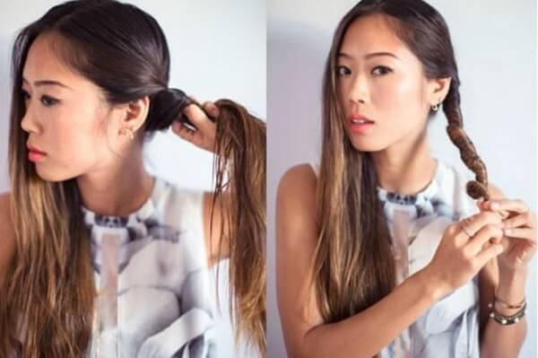 Xoắn tóc