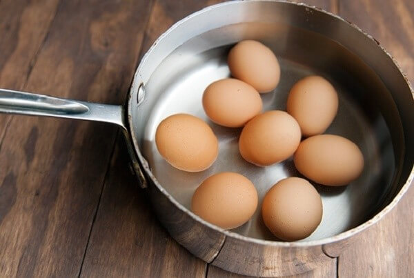 Những món ngon từ trứng gà - Cách chế biến món ăn từ trứng gà đơn giản dễ làm