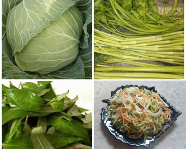 Cách muối dưa bắp cải ăn xổi siêu nhanh tại nhà - cach muoi dua bap cai