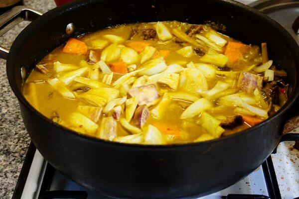 Cách nấu cari gà thơm ngon nhất ngay tại nhà – cach nau ca ri ga