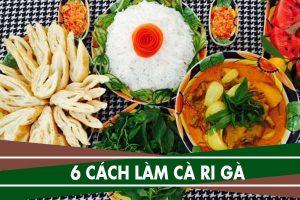 Cà ri gà Ấn Độ – 4 cách nấu cari gà ngon đơn giản nhất
