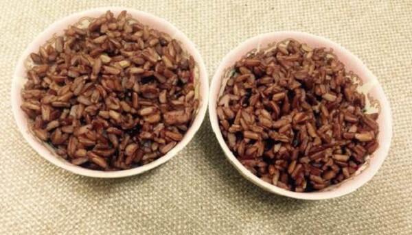 Gạo lứt đỏ có chỉ số đường huyết thuộc vào nhóm trung bình