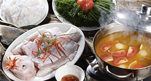 Cách nấu lẩu cá kèo, lẩu cá diêu hồng ngon miễn chê – lau ca