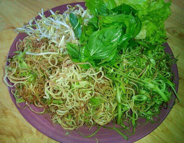 Rau ăn kèm lẩu hải sản - cách nấu lẩu hải sản ngon