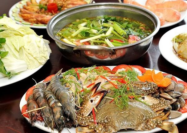 Cách nấu lẩu hải sản thơm ngon nhất ngay tại nhà - cach nau lau hai san