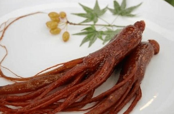 Hồng sâm - cách nấu lẩu nấm chay
